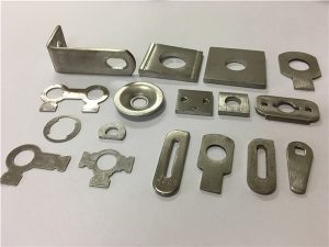 NO.58-A2-70 SS304 Stainless Steel Part Stamping Part