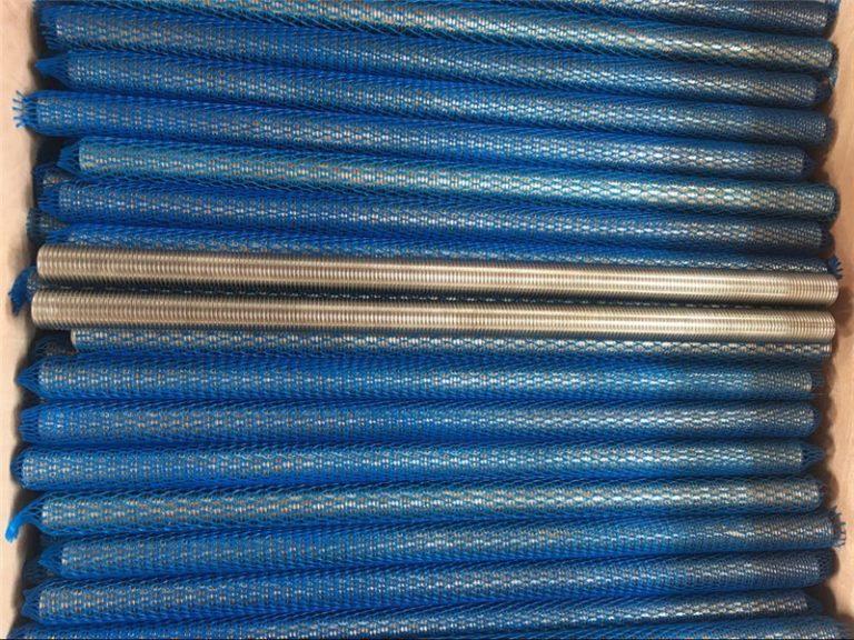 alloy nickel allon inconel601 / 2.4851 trapezoidal pişk birrî tiştên nû