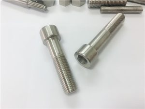 No.102-alloy625 screw W.Nr 2.4856