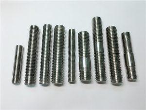 No.104-alloy718 2.4668 roviyê tûj, gumînikên çapê fastener DIN975 DIN976