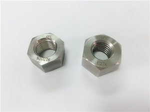 No.108-Pêşkêşkerên fasteners yên alloyên taybetî hastelloy C276 mirîşkan