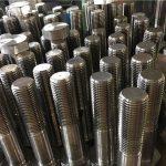 hex bolt iso4014 half thread a193 b8, b8m, b8t, b8c ss fastener