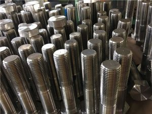 No.12-hex bolt ISO4014 half Thread A193 B8, B8M, B8T, B8C SS fastener