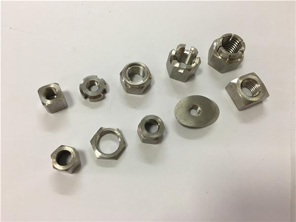 s31803 f51 duplex 2205 hex nut