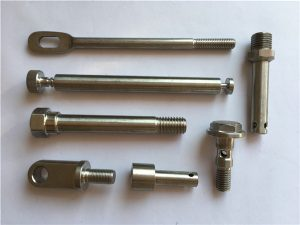 No.42-recension Fasteners Stainless CNC Fasteners metal zivirî