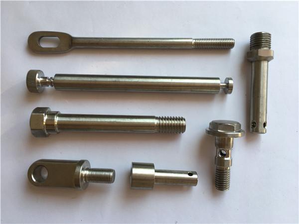 fasteners çermî recision cnc fasteners metal