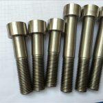fastener hardware hastelloy c276 n10276 sokika serê hespê serê xwe