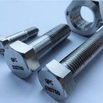 nickel alloy monel400 bihayê çelê per kg stud bolt mirîşkê zexîre fastener en2.4360