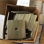 şexsî ya super duplex s32205 (f60) qereqola zexîreya zindî ya paqijker / fastener