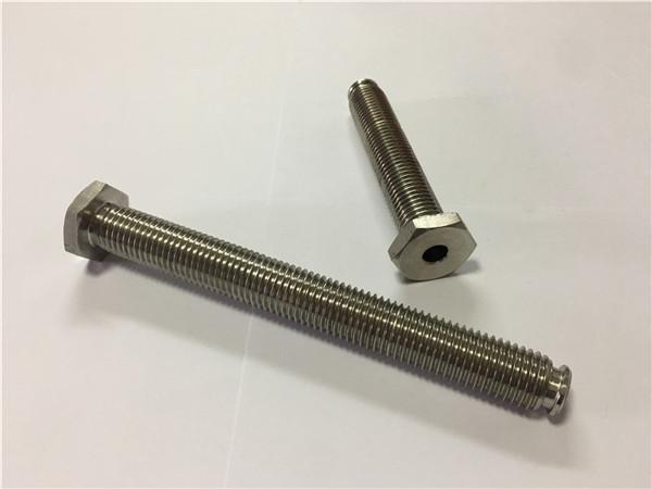 firotanên fasteners yên titanium firotanê ti6al4v gr5 titanium wheel bolt an jî amûrek din