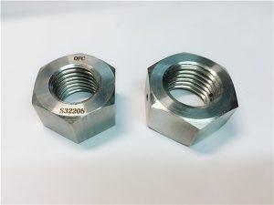 No.76 Duplex 2205 F53 1.4410 S32750 fasteners zexm zexîreyê zexîreyê giran
