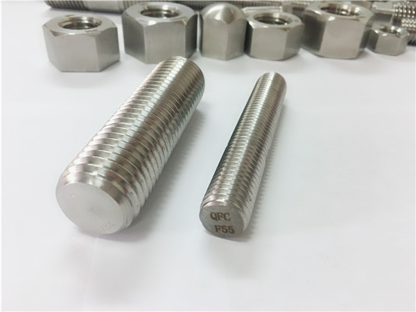 f55 / zeron100 fasteners Stainless steel full rod rod s32760