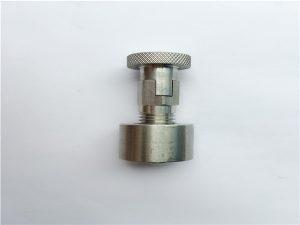 No.95-SS304, 316L, 317L SS410 Bolt gerîdokê bi pêvekên bêvekirî, nekêşbarên ne standard