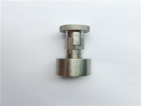 ss304, 316l, 317l, ss410 bolşek rêsîn bi stûnên tixûbê, fasteners ne-standard