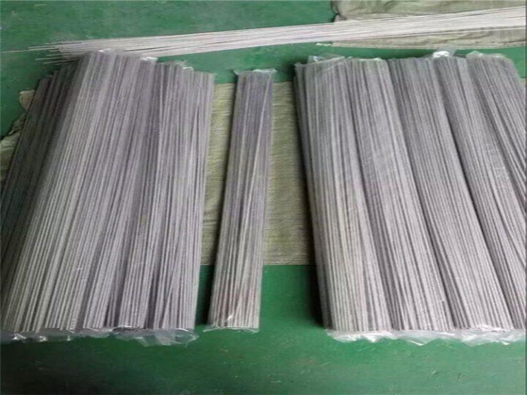 W.Nr.2.4360 super nîkel alloy monel 400 rûkên nîkel