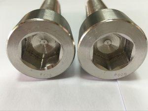 fasteners hilberînerên DIN 6912 titanium hexagon hespê serê Bolt