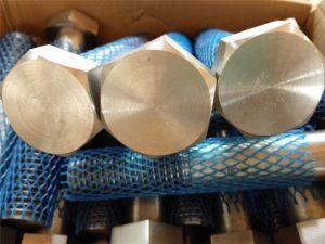 fasteners mekanîzmayên mezin ên mezin sifteyên hex bolt û gozê giran